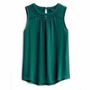 41 Hawthorn Eliee Lace Detail Sleeveless Top NWT